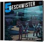 5 Geschwister - Angriff auf die Sternwarte, 1 Audio-CD