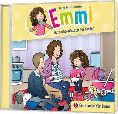 Emmi - Ein Bruder für Emmi, 1 Audio-CD - Löffel-Schröder, Bärbel