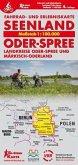 Seeland Oder-Spree Gesamtgebiet, Fahrrad- und Erlebniskarte