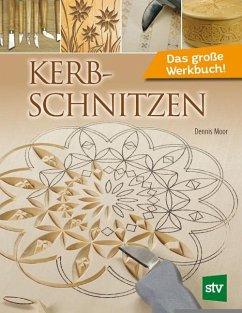 Kerbschnitzen - Moor, Dennis