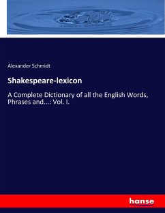 Shakespeare-lexicon