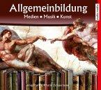 Allgemeinbildung Medien, Musik, Kunst, 2 Audio-CDs