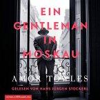 Ein Gentleman in Moskau, 9 Audio-CD