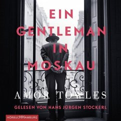 Ein Gentleman in Moskau, 9 Audio-CD - Towles, Amor
