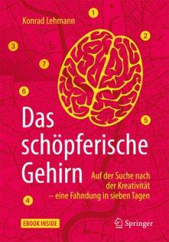 Das schöpferische Gehirn - Lehmann, Konrad