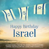 Happy Birthday Israel, 1 Audio-CD