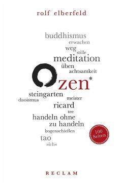 Zen. 100 Seiten - Elberfeld, Rolf