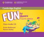 Fun for Movers, Audio-CD