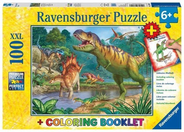 Ravensburger 10957 Unter Dinosauriern