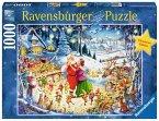 Ravensburger 19765 - Das Fest der Feste, Puzzle, 1000 Teile