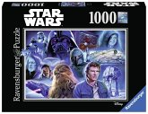 Ravensburger 19764 - Star Wars Collection 2, Puzzle, 1000 Teile