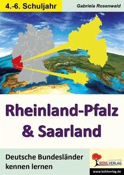 Rheinland-Pfalz & Saarland (eBook, PDF)