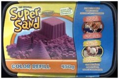 Super Sand Color Refill 450 g Lila
