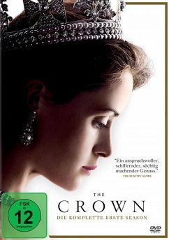 The Crown - Die komplette erste Season (4 Discs)