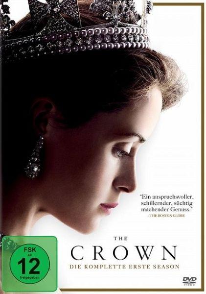 The Crown - Die komplette erste Season (4 Discs)