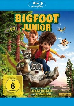 Bigfoot Junior - Rieger,Lukas/Beck,Tom