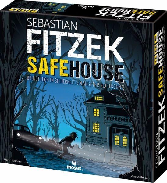 sebastian fitzeks safe house spiel bei b immer portofrei. Black Bedroom Furniture Sets. Home Design Ideas