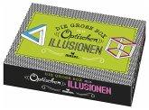 Moses MOS25168 - Die grosse Box mit Optischen Illusionen, Brettspiel, Zauberkoffer