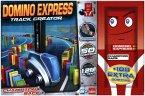 Domino Express Track Creator + 100 Dominos (Spiel)