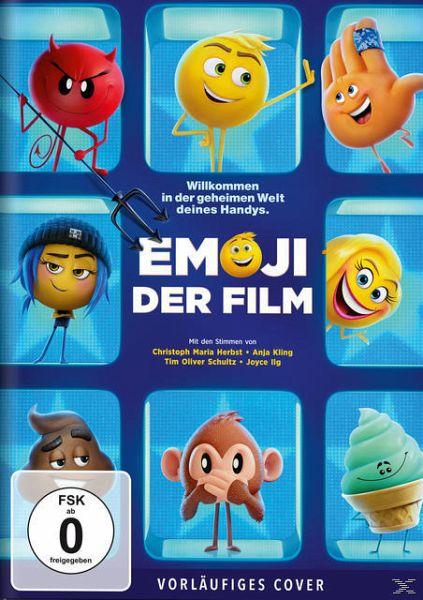 emoji der film auf dvd portofrei bei b. Black Bedroom Furniture Sets. Home Design Ideas
