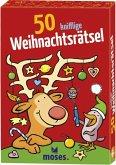 50 knifflige Weihnachtsrätsel (Spiel)