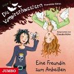 Eine Freundin zum Anbeißen / Die Vampirschwestern Bd.1 (MP3-Download)