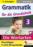 Grammatik für die Grundschule - Die Wortarten / Klasse 3 (eBook, PDF)