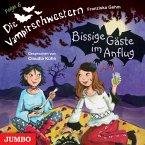 Bissige Gäste im Anflug / Die Vampirschwestern Bd.6 (MP3-Download)
