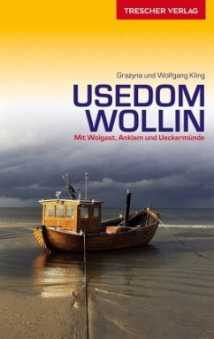 Reiseführer Usedom und Wollin - Kling, Grazyna; Kling, Wolfgang