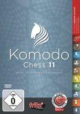 KOMODO CHESS 11, DVD-ROM