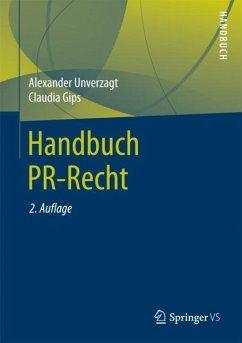 Handbuch PR-Recht