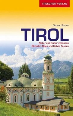Reiseführer Tirol - Strunz, Gunnar