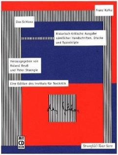 Das Schloss, m. CD-ROM - Kafka, Franz