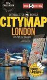 High 5 Edition Interactive Mobile Citymap London