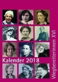 Wegbereiterinnen - Kalender 2018
