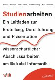 Studienarbeiten (eBook, ePUB)