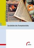Geschichte des Fernunterrichts in Deutschland (eBook, PDF)