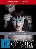Fifty Shades of Grey - Gefährliche Liebe Unmaskierte Filmversion + Kinofassung / Limited Digibook