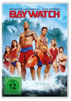 Baywatch - Dwayne Johnson,Zac Efron,Alexandra Daddario
