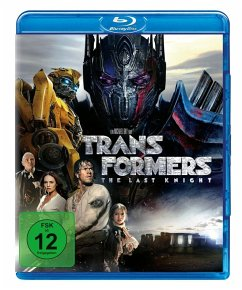 Transformers: The Last Knight Special 2-Disc Edition - Mark Wahlberg,Isabela Moner,Anthony Hopkins