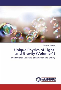 Unique Physics of Light and Gravity (Volume-1)