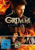 Grimm - Staffel 5 DVD-Box