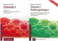 Chemie I - Kurzlehrbuch und Prüfungsfragen (eBook, PDF) - Ehlers, Eberhard
