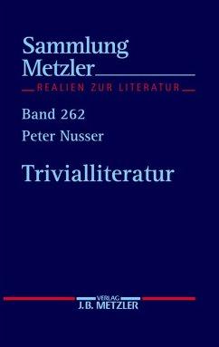 Trivialliteratur (eBook, PDF) - Nusser, Peter
