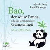 Bao, der weise Panda und das Geheimnis der Gelassenheit, 1 Audio-CD