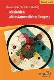 Methoden alttestamentlicher Exegese (eBook, ePUB)