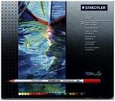Farbstift karat aquarell, 24er Blechetui
