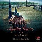 Agatha Raisin und die tote Hexe / Agatha Raisin Bd.9 (Audio-CD)
