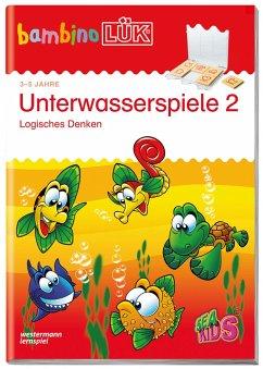 bambinoLÜK: Unterwasserspiele 2