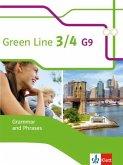 Green Line 3/4 G9. Grammar ans Phrases Klassen 7/8. Ausgabe ab 2015